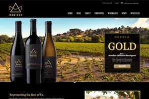 Vin65 Portfolio - Moniker Estates