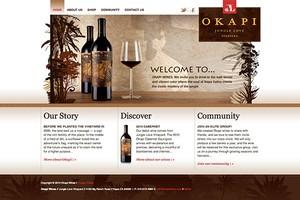 Vin65 Portfolio - Okapi Wines