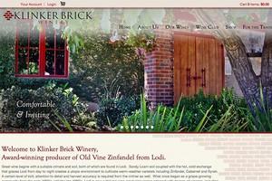 Vin65 Portfolio - Klinker Brick Winery