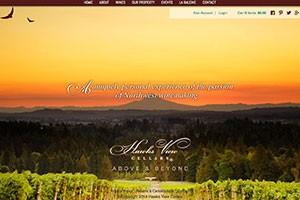 Vin65 Portfolio - Hawks View Cellars