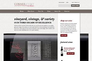 Vin65 Portfolio - Cornerstone Cellars