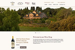 Vin65 Portfolio - Far Niente Winery