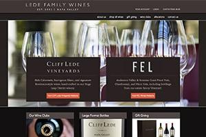 Vin65 Portfolio - Lede Family Wines