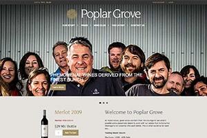 Vin65 Portfolio - Poplar Grove Winery