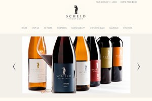Vin65 Portfolio - Scheid Vineyards