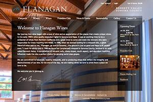 Vin65 Portfolio - Flanagan Wines