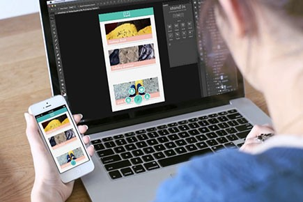 Vin65 - Supply Photoshop Files - Creating a new website? Send us the PSDs