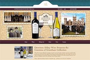 Downton Abbey Wine