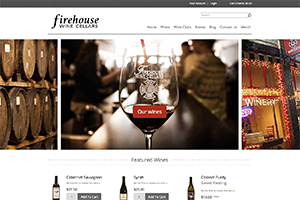 Firehouse Wine Cellars