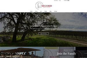 Record Family Wines