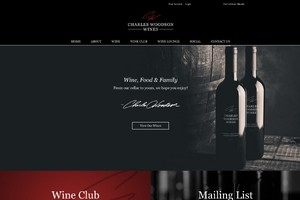 Charles Woodson Wines