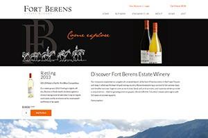 Fort Berens Estate Winery