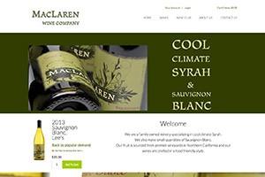 MacLaren Wine Company