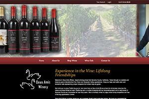 Deux Amis Winery